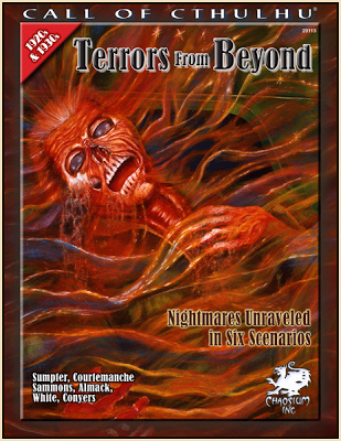 Terrors from Beyond