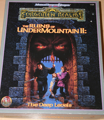 The Ruins of Undermountain II: The Deep Levels