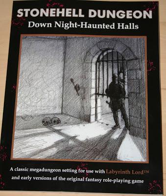Stonehell Dungeon: Down Night-Haunted Halls