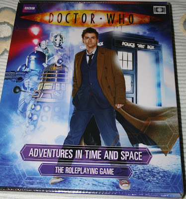 Doctor Who: Adventures in Time and Space