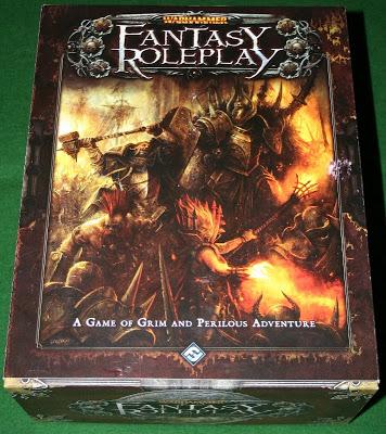 Warhammer Fantasy Roleplay, primera entrega