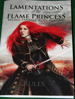 Reseña fotográfica Lamentations of the Flame Princess, segunda parte