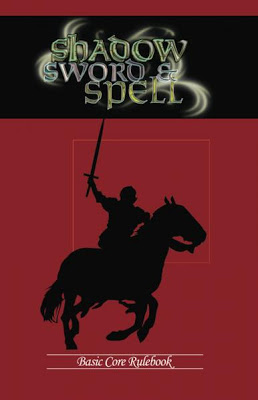 Shadow, Sword & Spell: Basic Core Rulebook