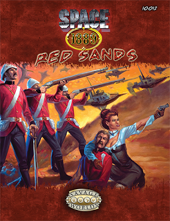Space 1889: Red Sands, ya disponible
