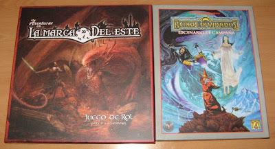 Reseña del juego en Dragones y Castillos