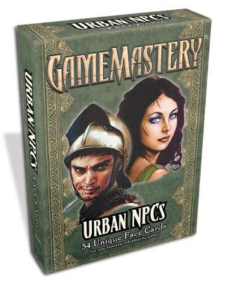 Face Cards: Urban NPCs