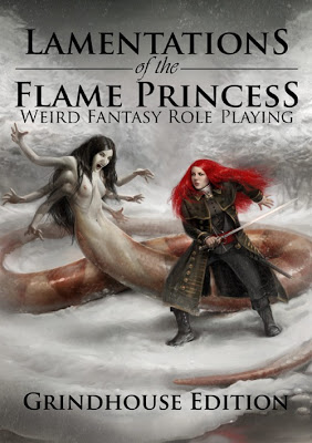Lamentations of the Flame Princess Grindhouse edition