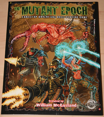 The Mutant Epoch review