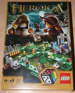 Lego Heroica: El Bosque Waldurk