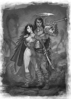 Conan y Bêlit