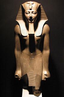 Tutmés III, Seti I y Ramsés VI