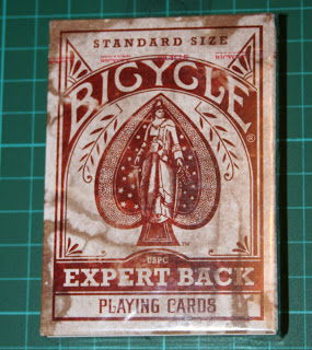 Bicycle Expert Back Playing Cards