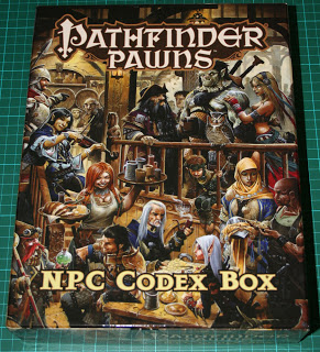 NPC Codex Box