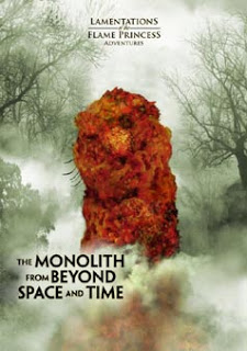 The Monolith from Beyond Space and Time