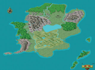 Caja Negra – Mapas finalizados