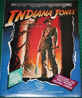 Indiana Jones and the Temple of Doom, Adventure Pack