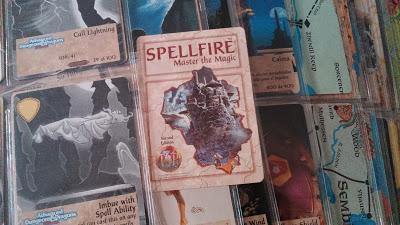 Spellfire: Reglamento en Castellano
