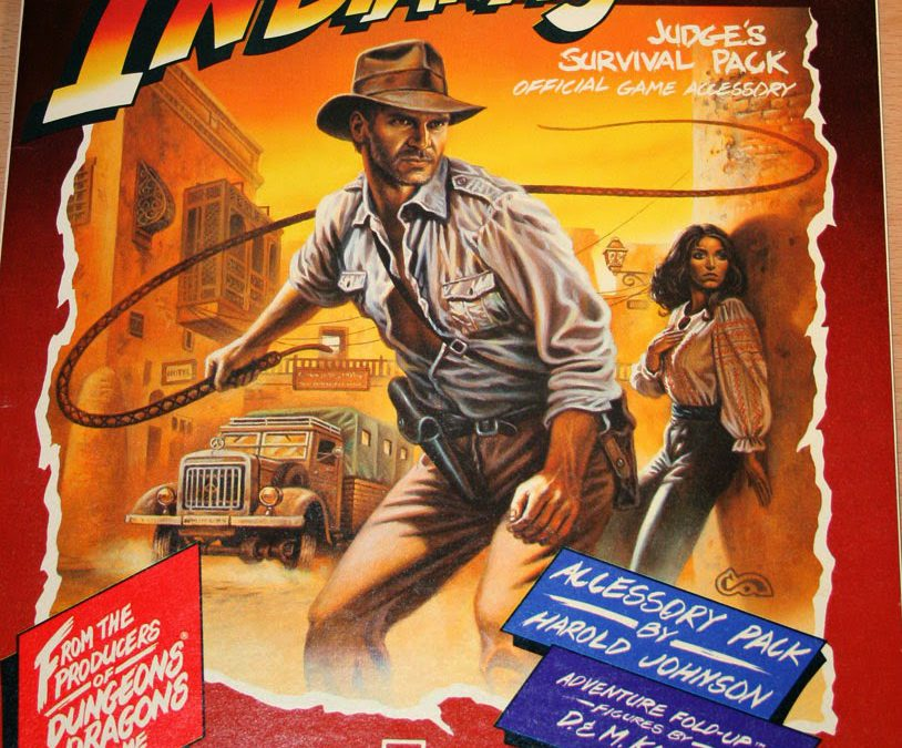 Indiana Jones: Judge's Survival Pack