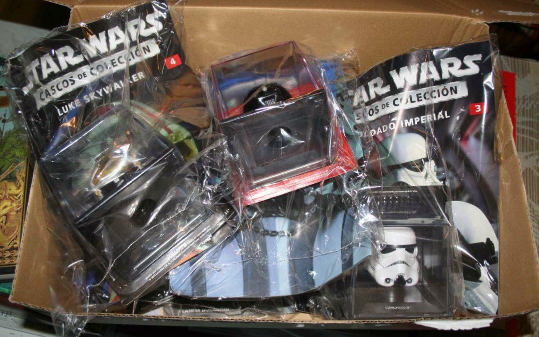 Star Wars: Cascos de Colección