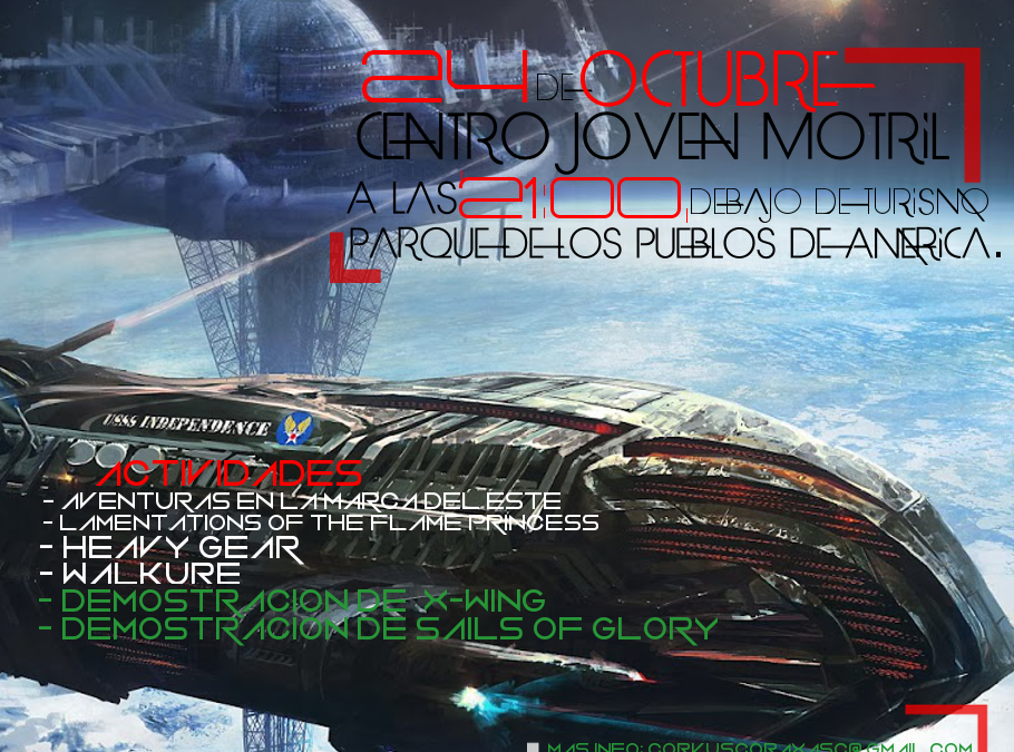 Logia de Aventureros – Octubre 2014