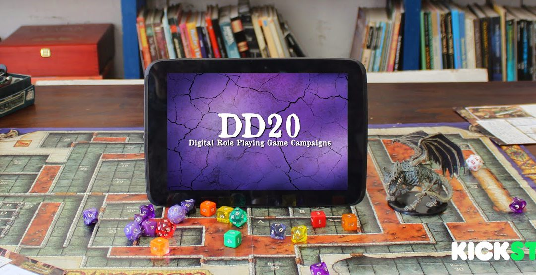 Digital D20