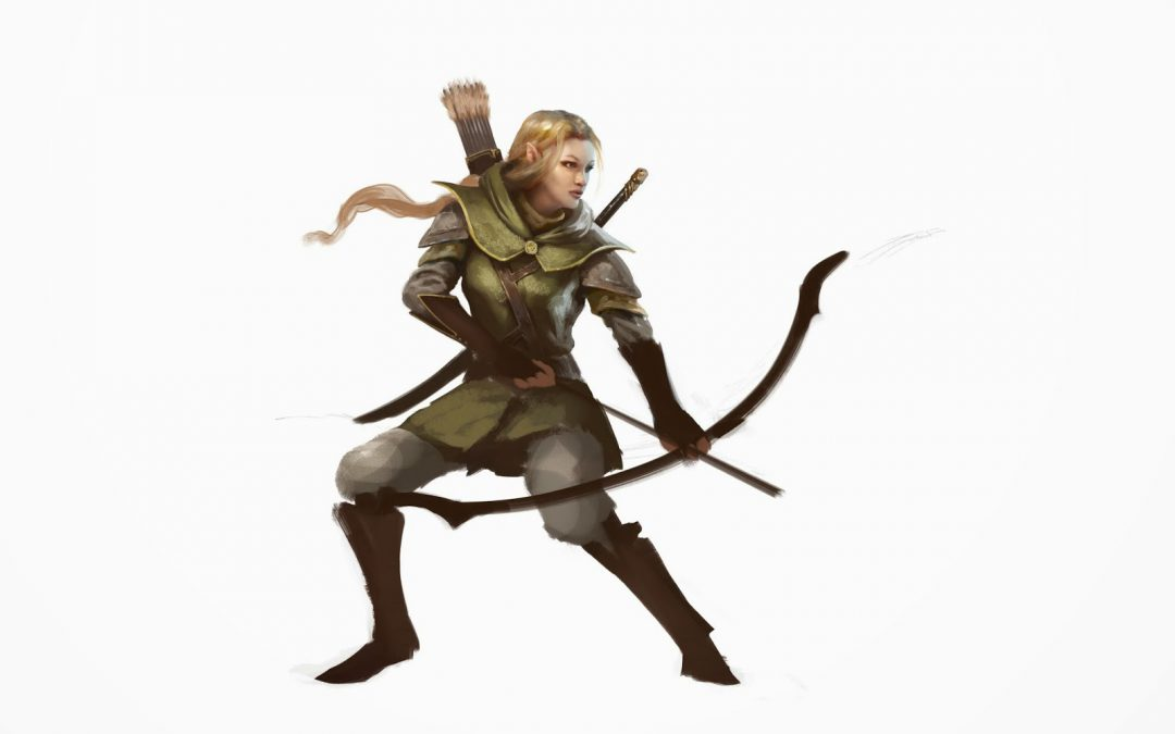 La elfa