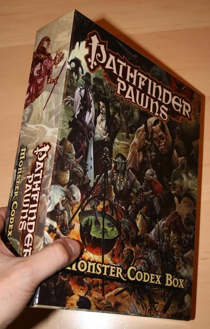Monster Codex Box