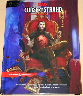 Reseña de Curse of Strahd