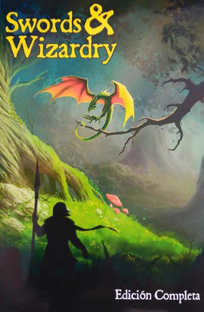 Swords & Wizardry, completo y revisado