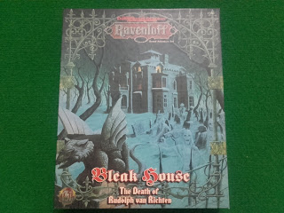 Ravenloft – Bleak House, The Death of Rudolph van Richten – Foto Reseña