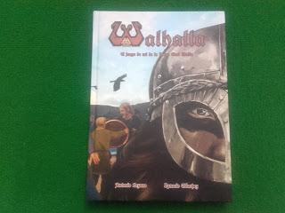 Walhalla, el juego de rol de la Plena Edad Media
