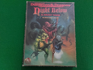 Night Below, and Underdark Campaign – Aporte fotográfico