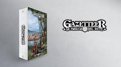Ya está activa la campaña del Gazetteer de la Marca del Este