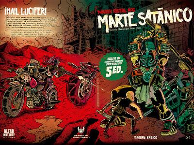 Marte Satánico