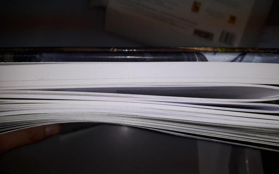 Todo impreso para el Gazetteer menos la caja