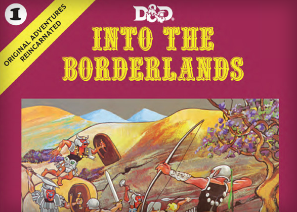 "Video reseña de ""Into the Borderlands"" para D&D 5ª"