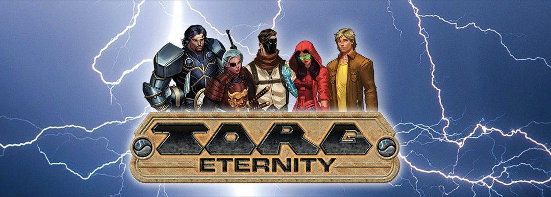 Reseña de TORG: Eternity