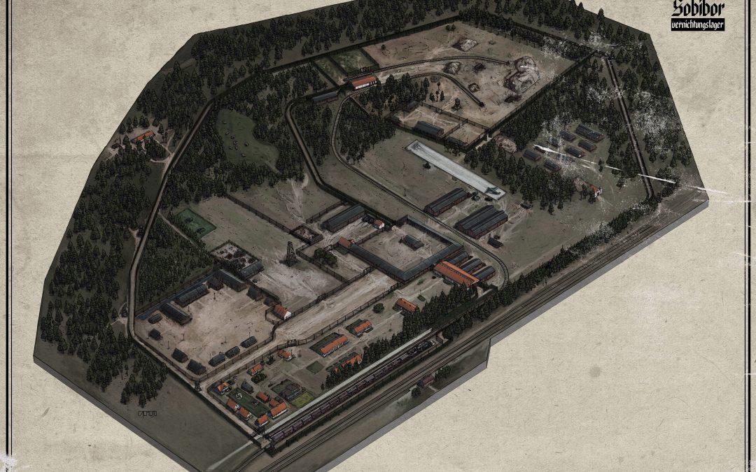 Plano de Sobibor (color)